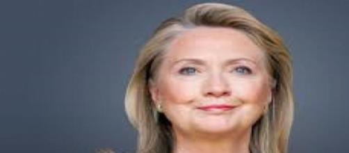 Hillary Clinton como Secretária de Estado em 2013