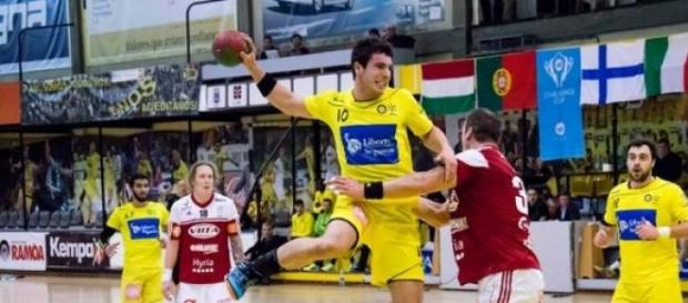 ABC leva vantagem de sete golos para a Noruega