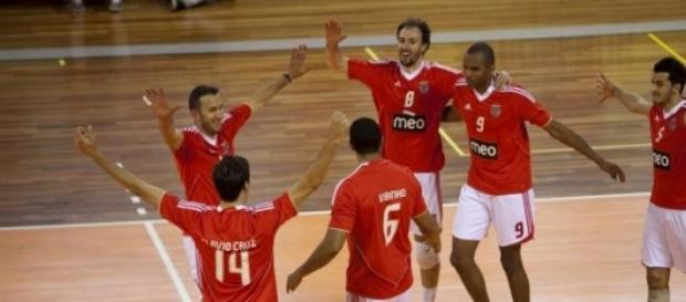 Benfica não ganha Taça Challenge