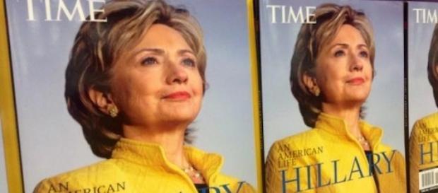 Hillary Clinton à la une du Time en juin 2014