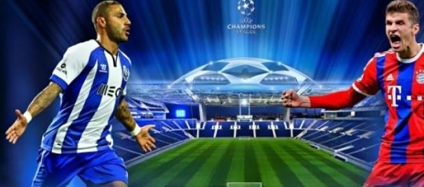 Quartos-de-final: FC Porto- Bayern de Munique