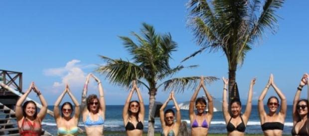 Warszaty yogi na wyspie Bali