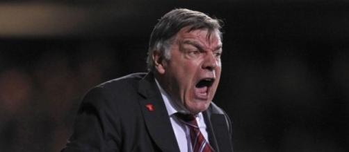 Allardyce feeling pressure as the exit door looms.