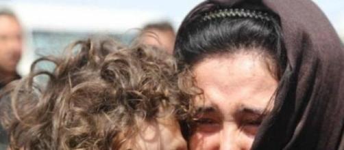 Donne e bambini Yazidi finalmente liberi