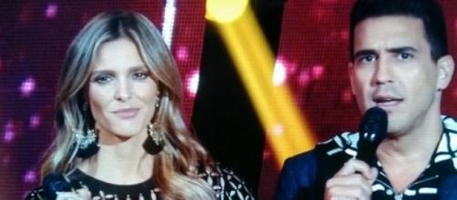 Fernanda Lima e André Marques apresentam Superstar