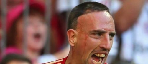 Franck Ribéry será uma das ausências no Dragão