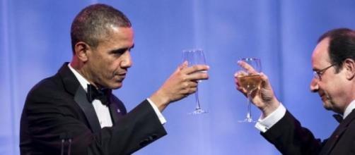 François Hollande, grand soutien d'Obama