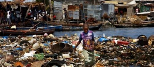 Haití, país donde la pobreza es el día a día