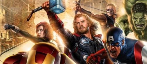 Película Los Vengadores 2: La era de Ultrón
