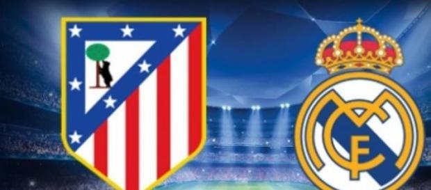 Atlético y Real Madrid, duelo de Champions