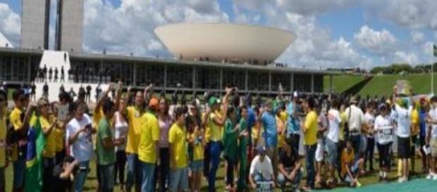 Brasileiros na luta por um Brasil melhor