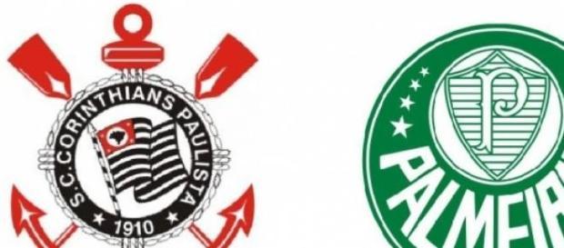 Corinthians x Palmeiras é uma das semi-finais