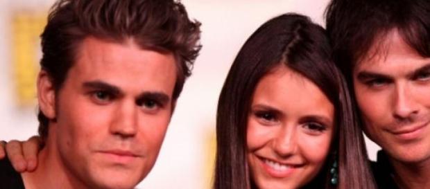 Die Stars bei Vampire Diaries - bald ohne Elena
