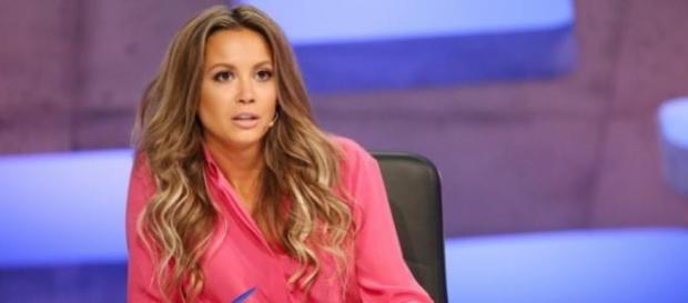 DSDS-Jurorin Mandy Capristo in der Kritik.