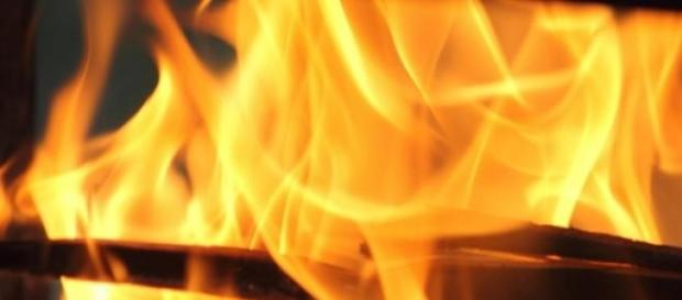 Este fogo não vai mais poluir o planeta