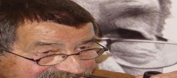 Günter Grass - zmarł w wieku 87 lat