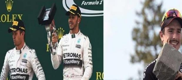 Hamilton domine Rosberg, Degenkolb ramène son pavé