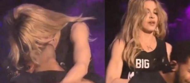 Madonna beija Drake, mas o cantor não gostou