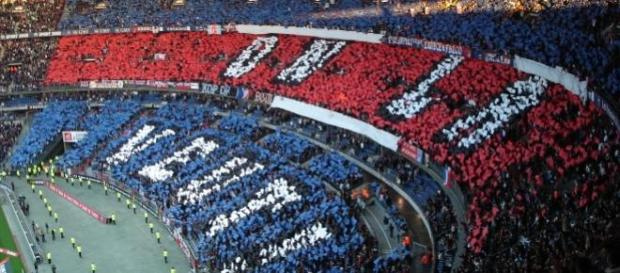 O PSG recebe mais uma vez o Barcelona