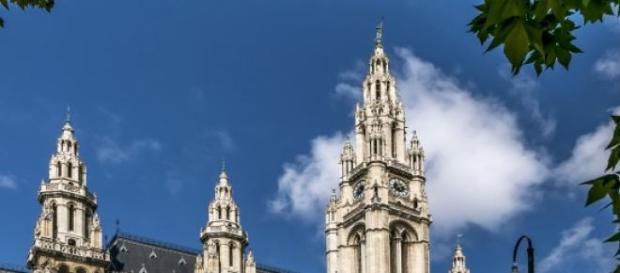 Rathaus Wien. FotoHiero / pixelio.de.