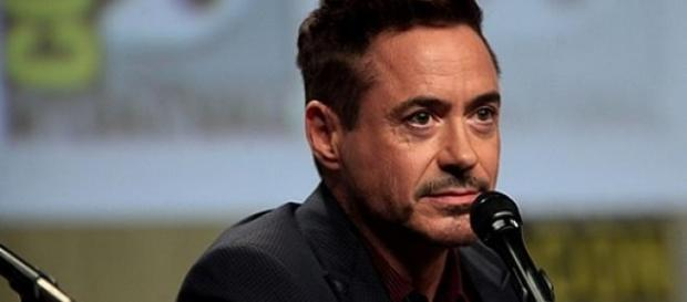 Robert Downey Jr. erhält MTV Generation Award.