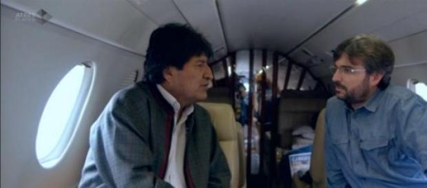 'Salvados': Jordi Évole entrevista a Evo Morales