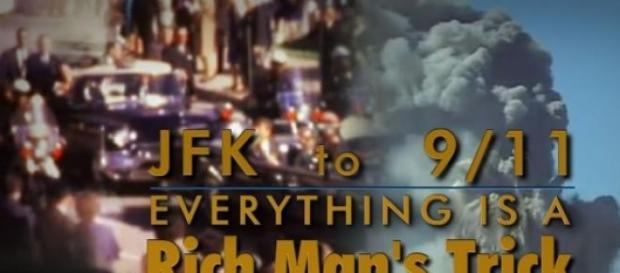 Tudo É Um Truque Do Homem Rico –  J.F.K. ao 9/11