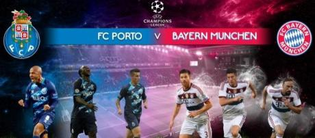 FCPorto e Bayern Munchen defrontam-se pela vitória