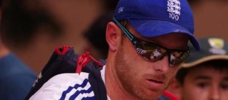 Ian Bell scored his 22nd century in Test matches