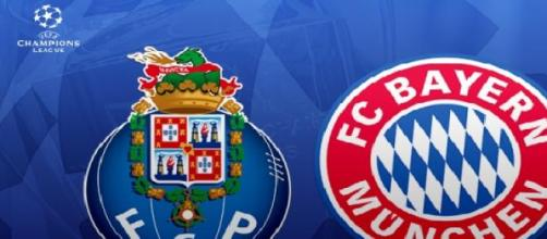 FC Porto vs Bayern Munique
