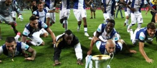 Festa de campeões do Futebol Clube do Porto