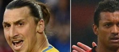 Ibrahimovic & Nani: a dupla do PSG em 2016