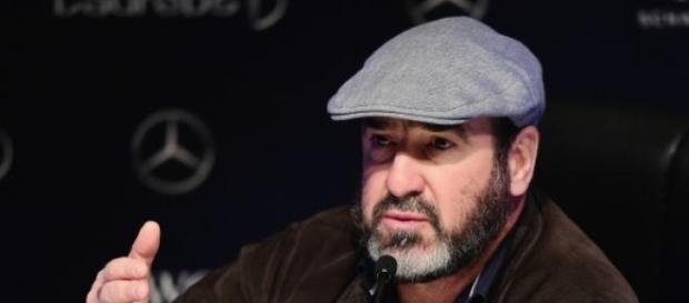 Eric Cantona siempre conflictivo y polémico