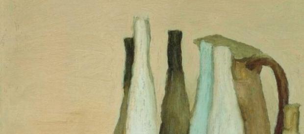 """Giorgio Morandi, """"Natura morta"""", 1951"""