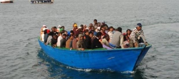 Mais emigrantes chegam todos os dias à Itália