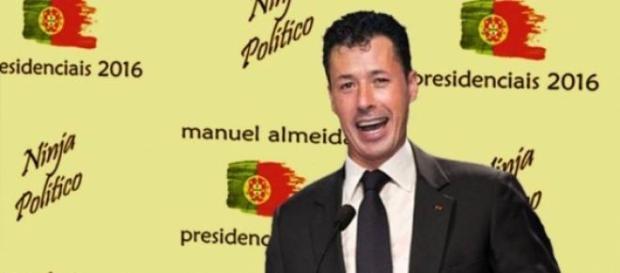 Manuel Almeida, ex candidato a Gaia pelo PTP