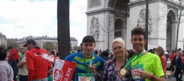 Przebiec paryski maraton- super przygoda