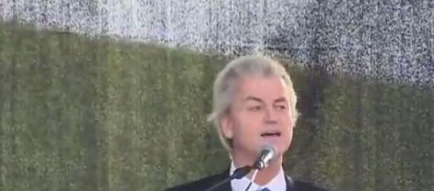 Przemówienie Wima Wildersa
