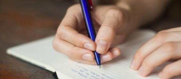 Scrisul de mana este foarte important.