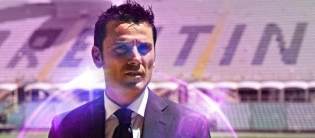 Vincenzo Montella allenatore della Fiorentina