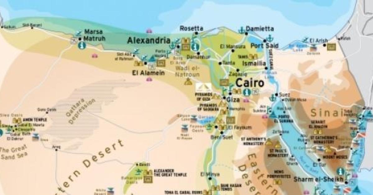 Cartina Turistica Egitto.Egitto Tribunale Polizia Puo Espellere Stranieri Ritenuti Omosessuali