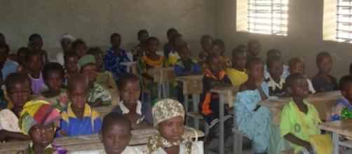 12 millions d'enfants ne vont pas a l'école.