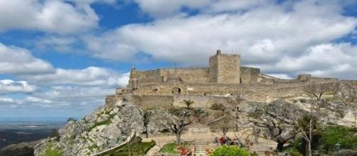 Castelo da vila alentejana de Marvão