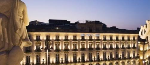 Futur chef du Grand Hôtel : Gordon Ramsay