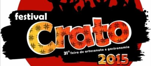 Logótipo do Festival do Crato 2015