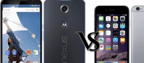 Motorola Nexus 6 vs Apple iPhone 6