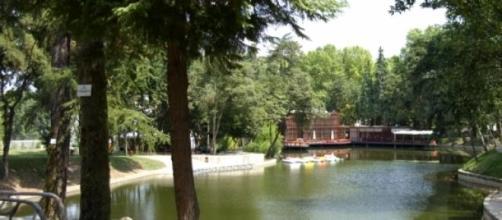 Parque da Ponte, local combinado para a extorsão