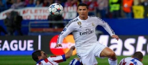 Cristiano Ronaldo e o Real não sairam do Empate