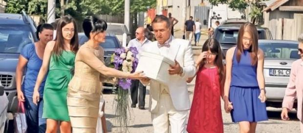 Gigi Becali se pregateste de nunta
