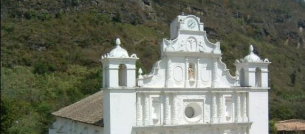 Iglesia Colonial en Gracias (Honduras)